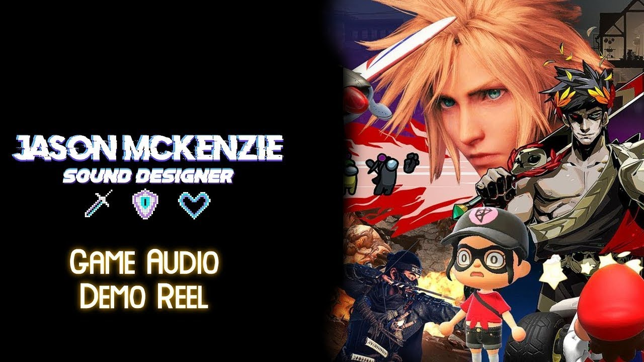 Jason McKenzie - Game Audio Demo Reel