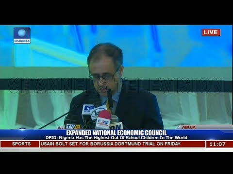 Country Manager World Bank Backs Financial Support For Nigeria's Human Capital Agenda |Extended NEC|