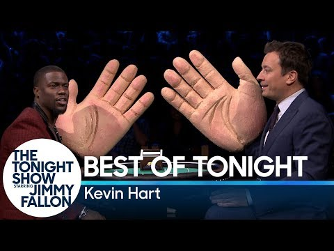 Best of Kevin Hart on The Tonight Show