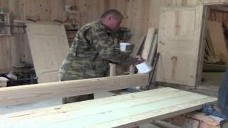 Своими руками изготовим деревянные двери(http://www.sng-shop.ru/catalog/stolyar-pogon/dveri., 2014-10-31T12:37:43.000Z)