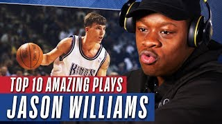 YouTubers React to Jason Williams' Best Highlights