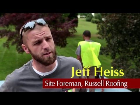 Russell Roofing: On Site Forman