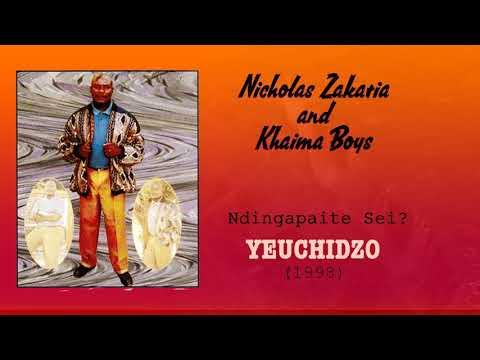 Nicholas Zakaria - Ndingapaite Sei? (1998)