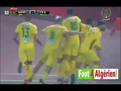 Ligue 1 Algérie (29e journée) : NA Hussein Dey 1 - 2 JS Kabylie