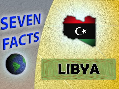 7 Facts about Libya