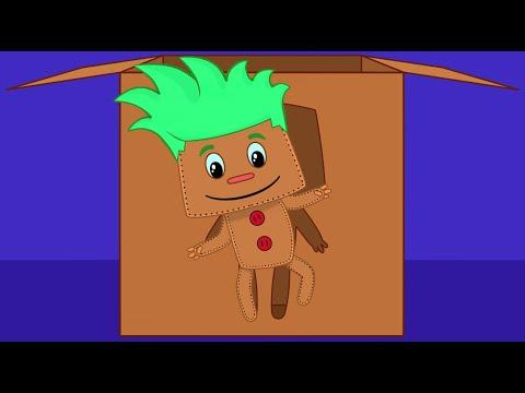 PimPom (PIN PÓN) é um boneco  + 30 minutos de musica Infantil com Os amiguinhos