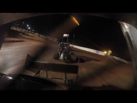 GoPro A main action from Path Valley Speedway on 6/18/16