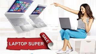 Best Category Laptop Under Rs.20000  in India (2017) for Sale with No Cost EMI and Upto 12% Discount