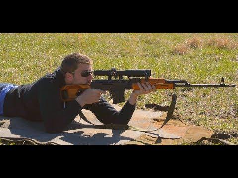 AK Legacy!  (Saiga-12 SBS, Romanian PSL, & AK Pistol)