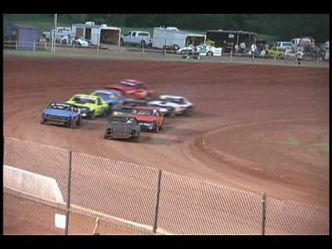 Lawton Speedway 6-6-09 Highlights