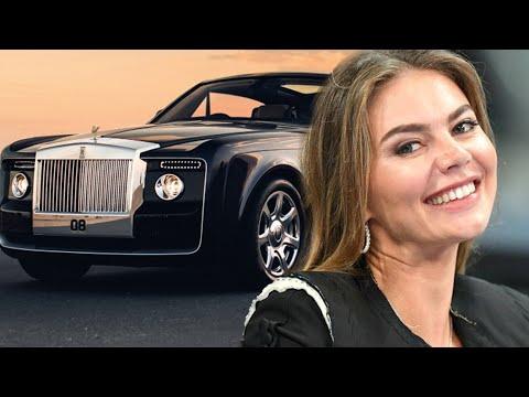 АЛИНА КАБАЕВА КУПИЛА  АВТО за 300.000.000 ₽ Rolls-Royce ЗОЛОТАЯ ЭКСКЛЮЗИВНАЯ ВЕРСИЯ