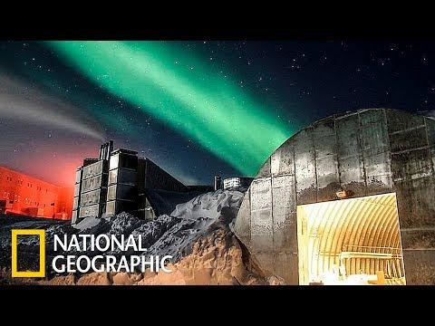 Суперсооружения: Станция на Южном полюсе
