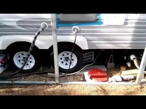 full hook up campsites florida