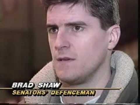 NHL: Brad Shaw, Ottawa Senators (1992)