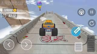Super Hero Racing Car Stunt 3D - Racing Car Games #29 screenshot 4