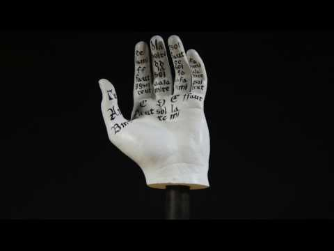 Guidonian Hand: Music History Crash Course