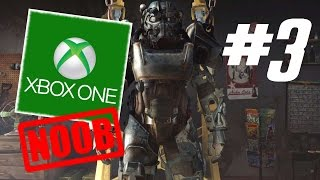 FALLOUT 4 (PC Gamer on an XBOX) #3 : Buzz and Baz's Excellent Adventure