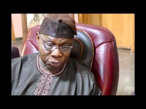 Exclusive Interview: Obasanjo has no Regrets/Apologies for facilitating a Jonathan Presidency
