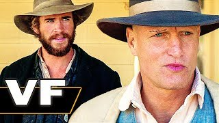 THE DUEL Bande Annonce VF (2018) Liam Hemsworth, Woody Harrelson, Western