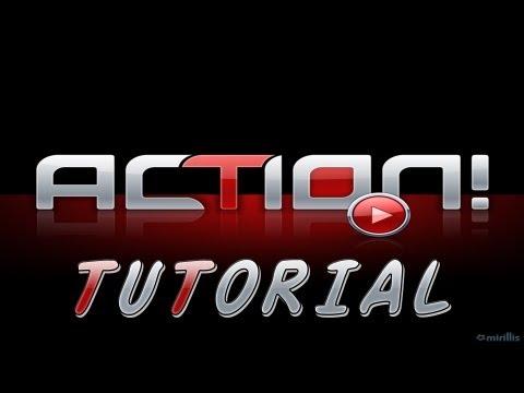 Mirillis Action - Aufnahmeprogramm - Tutorial zu den Einstellungen [Full HD][German]