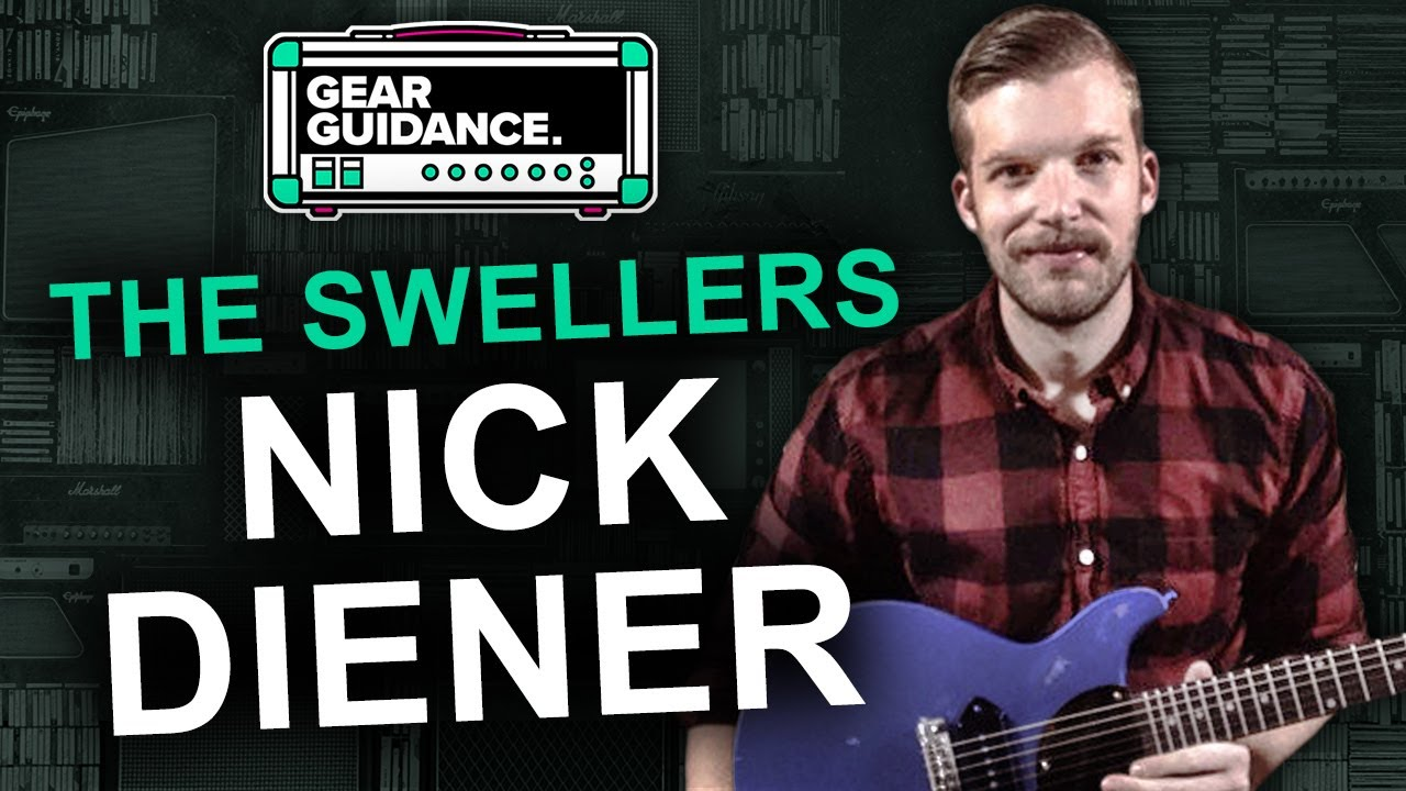 The Swellers Nick Diener Interview on Gear Guidance
