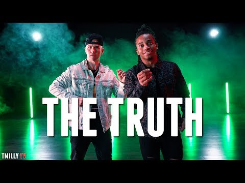 Poppin John & Fik-Shun - TroyBoi - The Truth - #TMillyTV