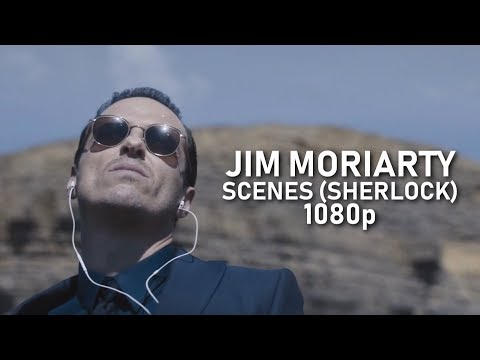 Jim Moriarty Scenes (1080p)