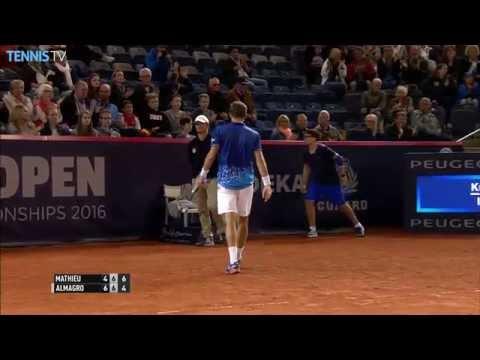 Cuevas Wins In Wednesday Highlights Hamburg 2016