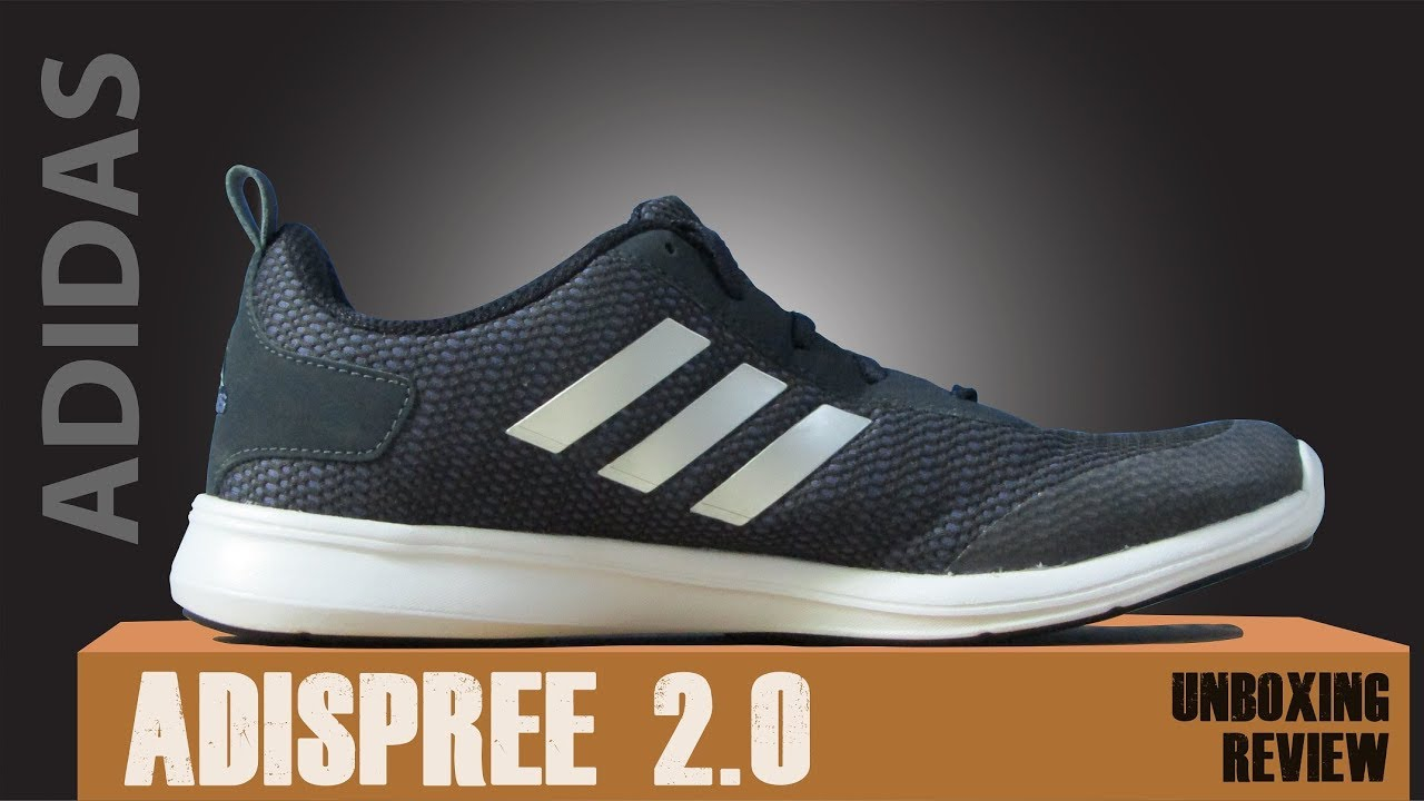 Adidas   ADISPREE 2.0   Shoes For Men   Unboxing And Review
