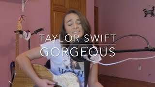 Baixar Taylor Swift - Gorgeous (Cover by Ashley Renae)