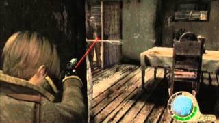 Resident Evil 4- Wii U- 1080p