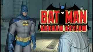Batman: Arkham Asylum - Classic 1970s Batsuit