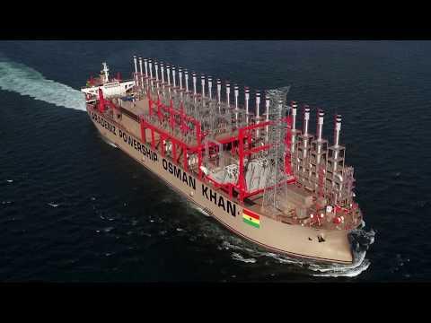 Karadeniz Powership Osman Khan | Istanbul, Turkey