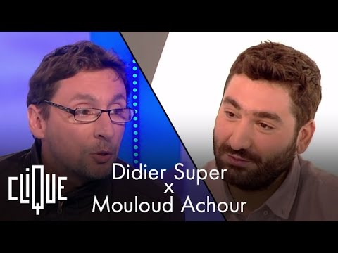 Interview : Didier Super, star anti-système
