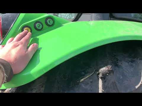 Deutz Fahr 5110g Tractor Walk Around