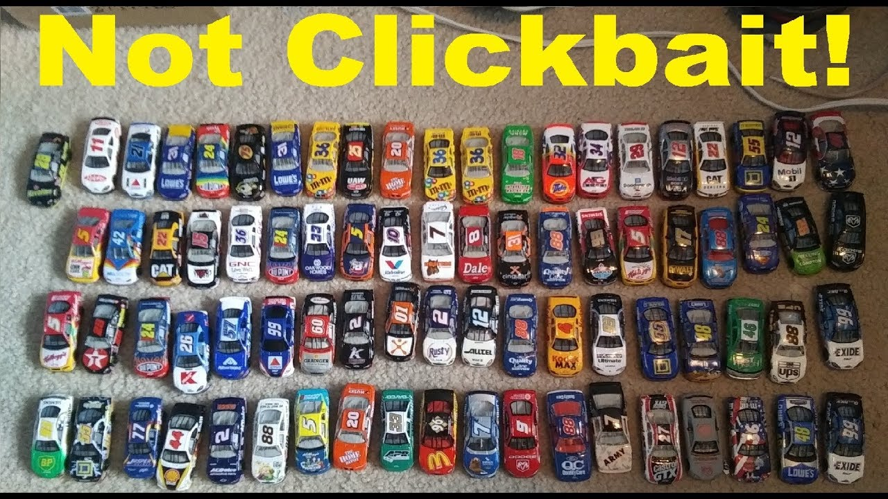 Download 80 DIECAST FOR 80 DOLLARS?!!! (1990's and 2000's NASCAR diecast unboxing!)