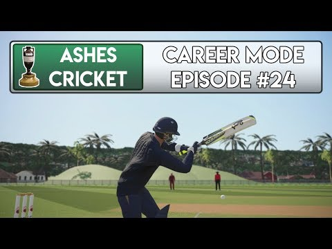 CLUTCH DEATH BOWLING - Ashes Cricket Career Mode #24