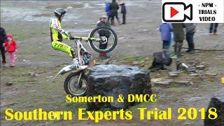 Southern Experts Trial - Somerton & District MC & LCC - 2 December 2018 - Binegar Quarry