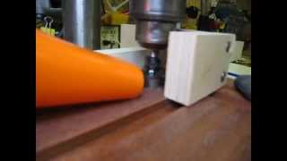 Drill Press Chip & Dust Collector