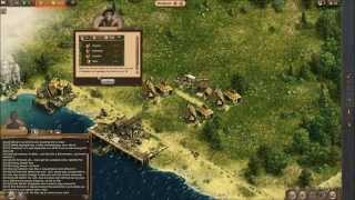 Anno Online Gameplay (PC HD) [1080p]