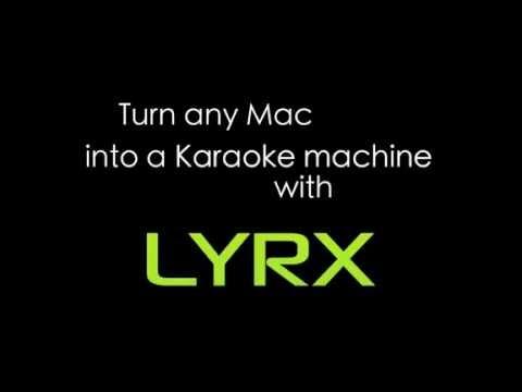 Watch LYRX 'Karaoke Software for MAC' Video Walk-Through   PCDJ