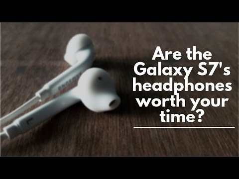 Are the Galaxy S7's in-box headphones worth your time?