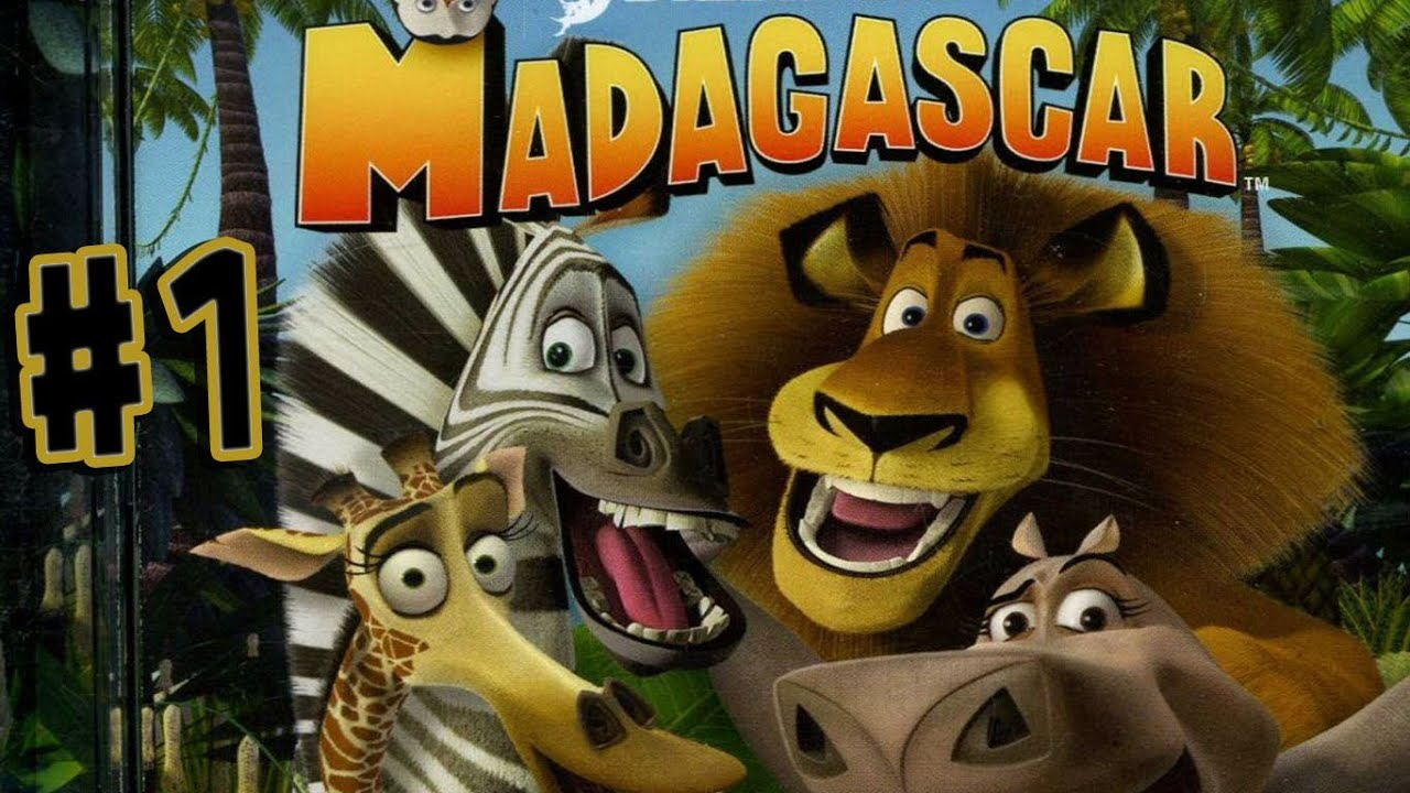 Madagascar Walkthrough Part 1 King of New York PC HD