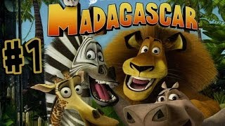 Madagascar - Walkthrough - Part 1 - King of New York (PC) [HD]