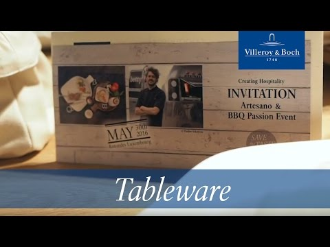 Luxembourg's BBQ chef Ben Péporté presents BBQ Passion | Villeroy & Boch