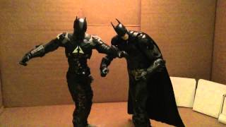 Batman: Arkham Knight Stop Motion Series