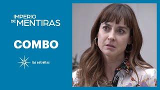 Imperio de mentiras: Renata cree que ella mató a Augusto Cantú y a Julia | C- 81 | Las Estrellas