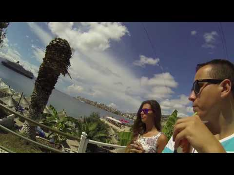 Summer in Albania, Saranda [GoPro: HERO3+ Black Edition]