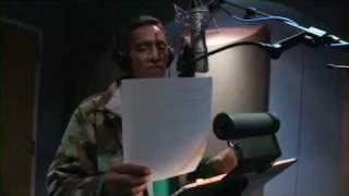 Ted Williams The Man With a Golden Voice Recording Kraft Comercial