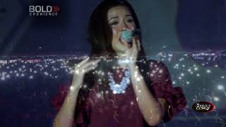 "Video RAISA -  "" JATUH HATI "" live concert 2017 - BOLDXPERIENCE download MP3, 3GP, MP4, WEBM, AVI, FLV September 2018"